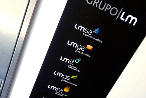 LM Group - Projecto Brandimage