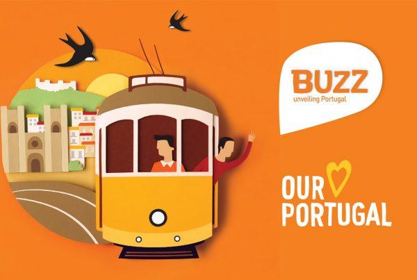 Buzz Portugal Branding