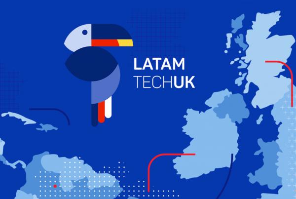 projeto de branding para Latam Tech Uk
