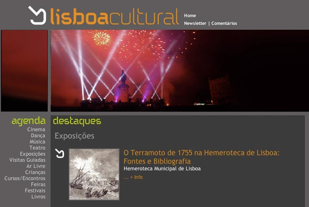 Lisboa Cultural - Brandimage