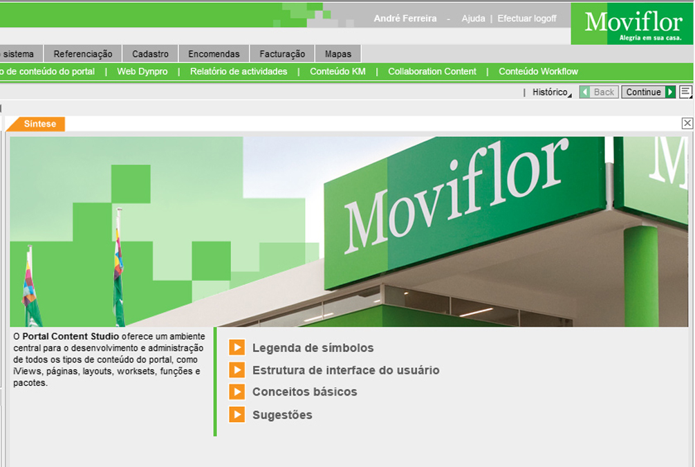 Moviflor - Brandimage