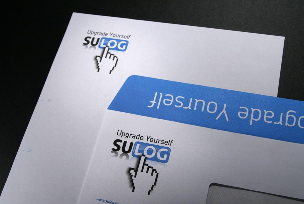 identidade corporativa da marca sulog