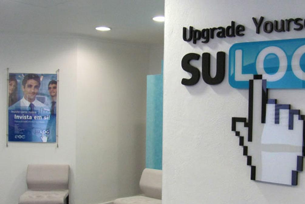 projeto de branding para a marca sulog