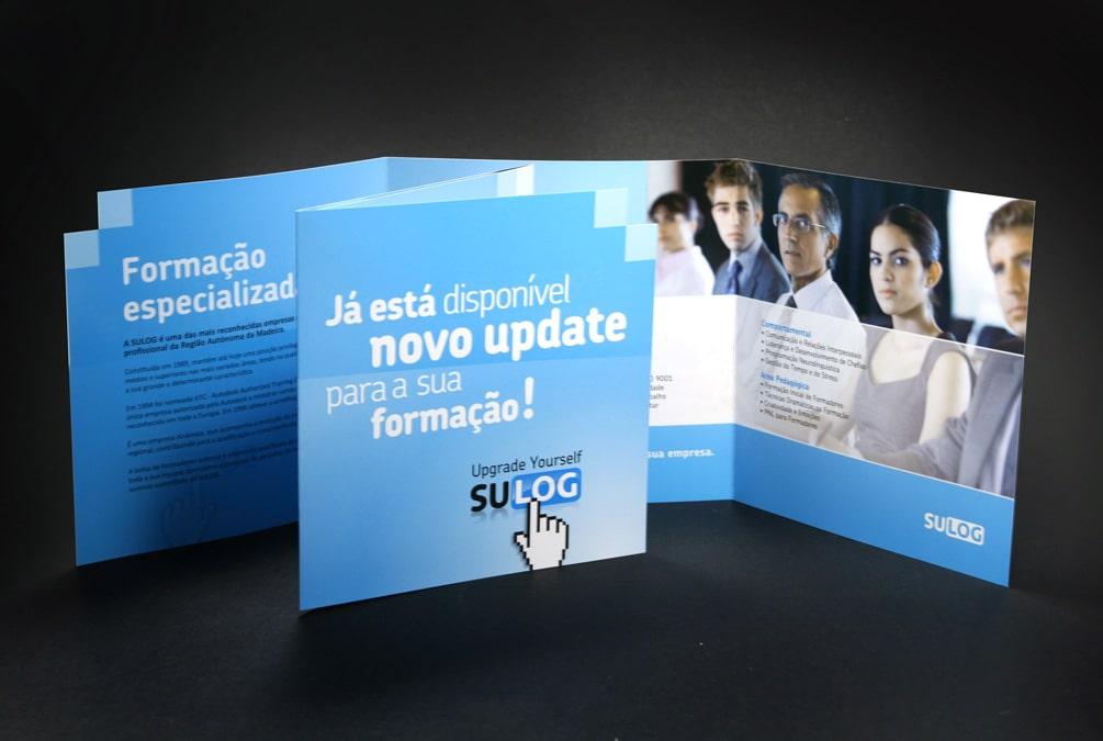 promoção e publicidade da marca sulog